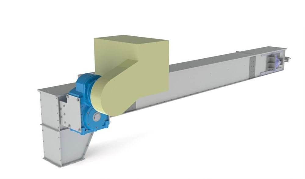Конвейер типа нория купить радиатор на фольксваген транспортер т5